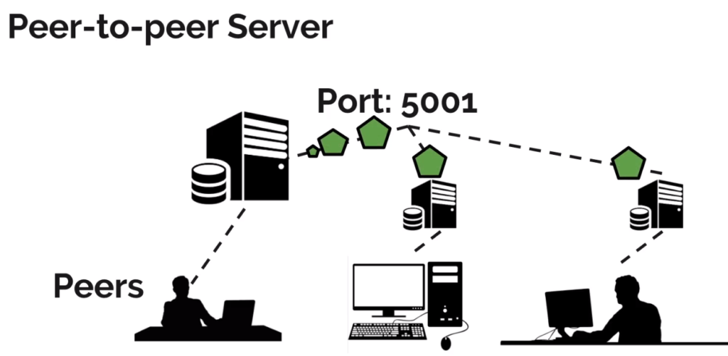 blockchain-peer-to-peer-server